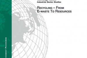 Recycling – from e-waste to resources