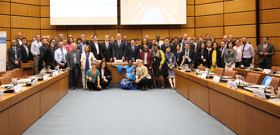 UNIDO Meeting of Experts on Mercury Waste. 10-11 September 2018, Vienna