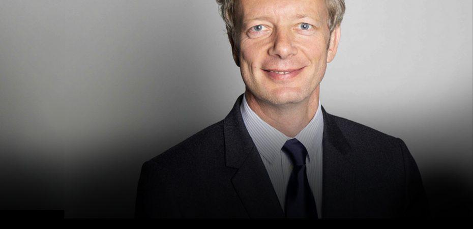 Sebastian von Einsiedel is the Vice-Rector in Europe designate