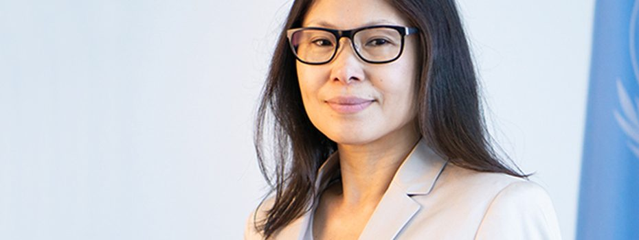 UNU Names Dr. Shen Xiaomeng as Next Vice-Rector in Europe and Director of UNU-EHS