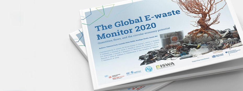 GLOBAL E-WASTE MONITOR 2020
