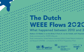The Dutch WEEE Flows 2020: What happened between 2010 and 2018?