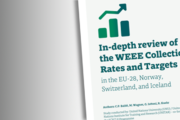 EU-28, Switzerland, Norway and Iceland collect and report 55% of WEEE