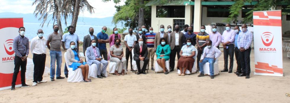 Workshops on E-waste Data and Statistics  in Malawi, Namibia and Botswana